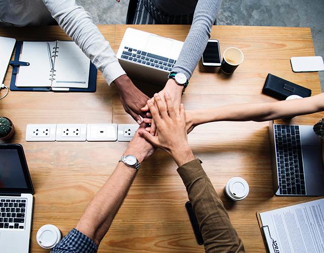 HR samarbeid